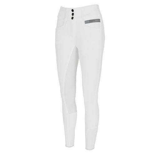 Pikeur® Ladies'White Candela GripBreech