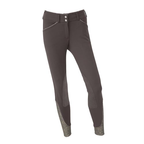 Dover Saddlery® Wellesley Silicone Knee-Patch Breech