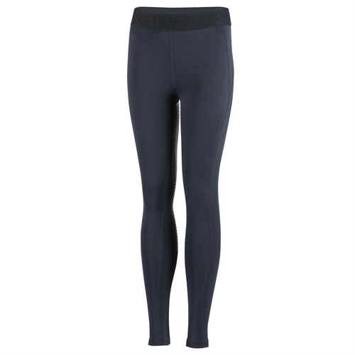 Horze Kids' Madison Silicone Full-Seat Tights