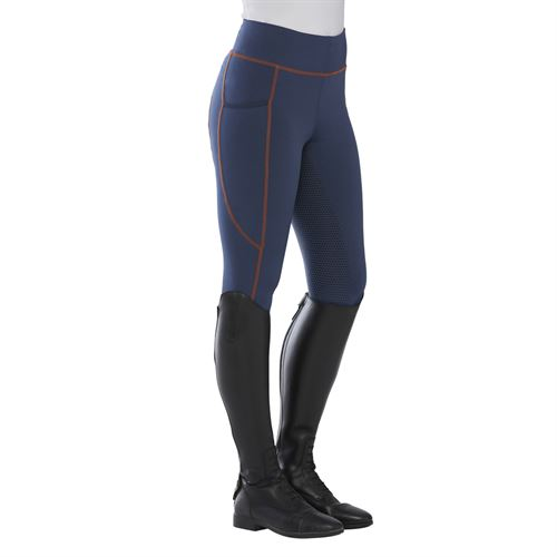 Riding Sport™ by Dover Saddlery® Ladies' Silicone Full-Seat Tech Tight