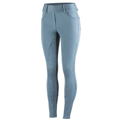 Horze Ladies' Charla Winter Tight with Belt Loops