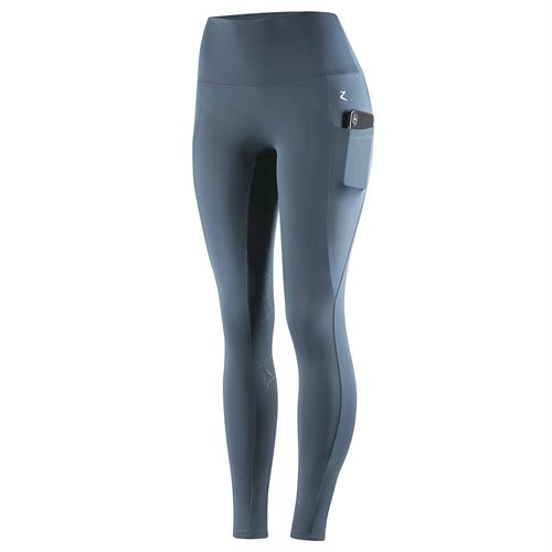 Horze Ladies' Gracie Silicone Full-Seat Riding Tights