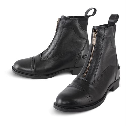 Tredstep™ Giotto II Front-Zip Paddock Boots