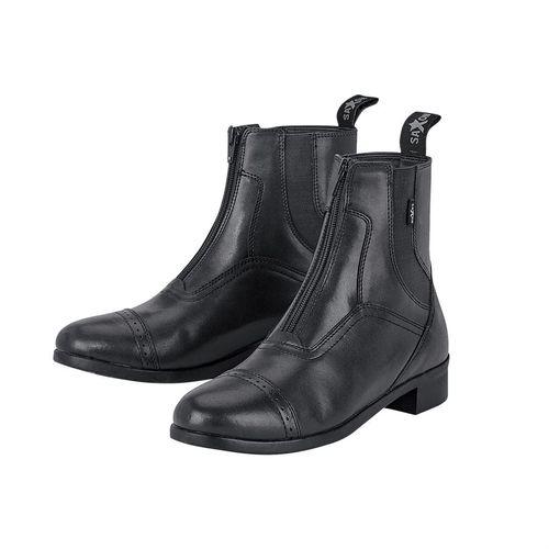 Saxon Ladies´ Syntovia Zip Paddock Boots