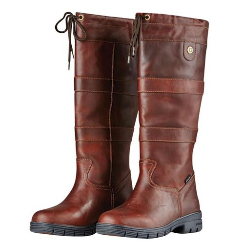 Dublin® Ladies River Grain Leather Boots