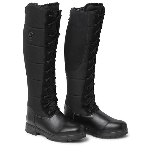Mountain Horse® Ladies' Vermont Tall Lace Up Boots