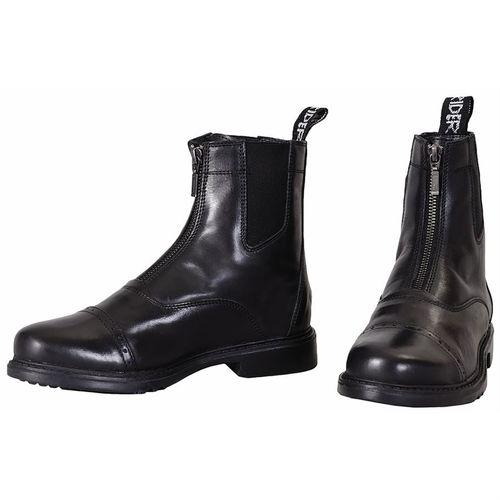 TuffRider® Mens Baroque Front-Zip Paddock Boots
