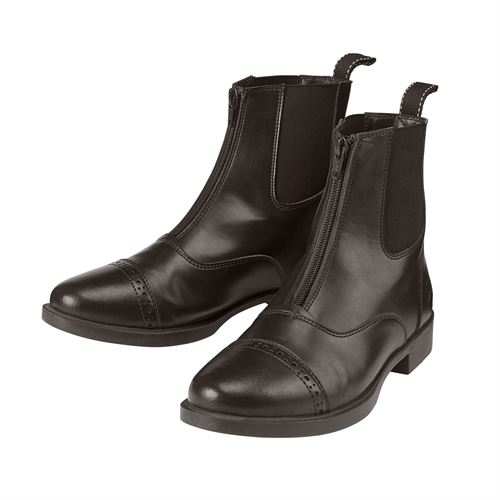 Riding Sport® by Dover Saddlery® Ladies Provenance Zip Paddock Boots