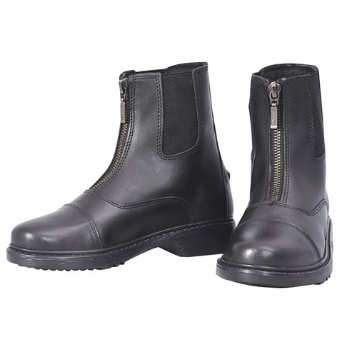 TuffRider® Childrens Perfect Front-Zip Paddock Boots