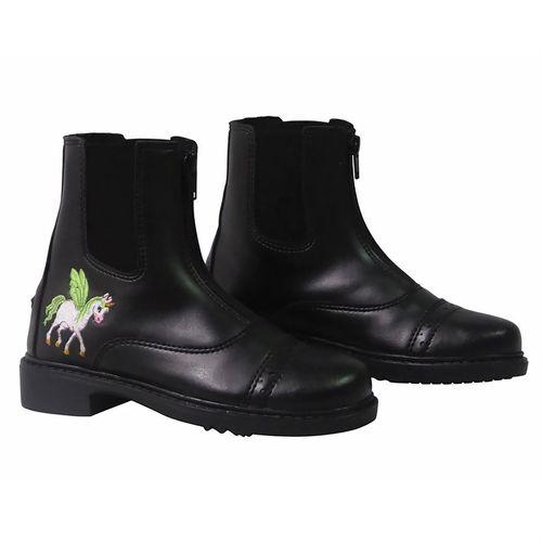 TuffRider® Childrens Unicorn Starter Front-Zip Paddock Boot