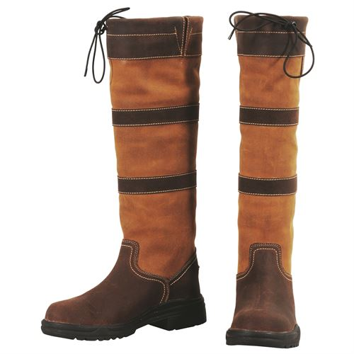 TuffRider® Mens Lexington Waterproof Tall Country Boots