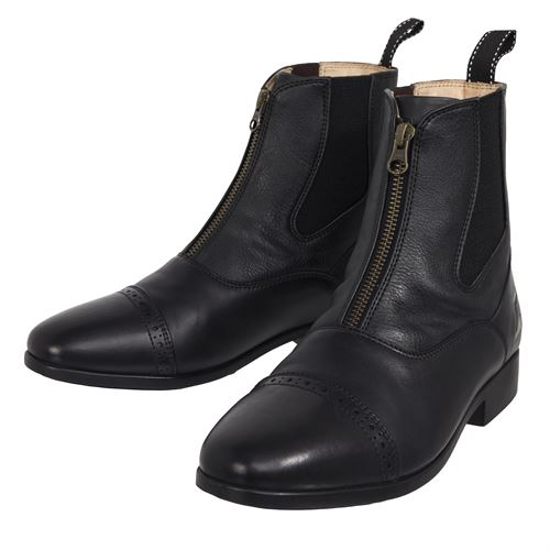 Riding Sport® by Dover Saddlery® Kids' Leather Paddock Boots