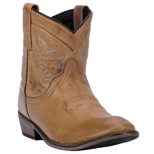 Dan Post® Dingo Ladies' Willie Leather Booties