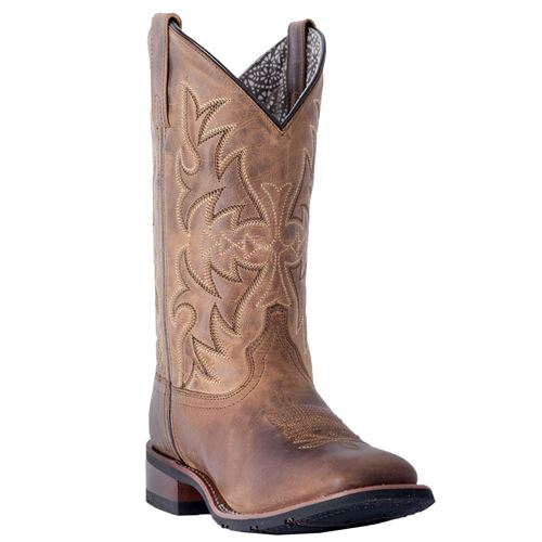 Dan Post® Laredo® Ladies' Anita Leather Boots in Tan