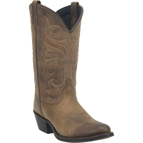 Dan Post® Laredo® Ladies' Bridget Leather Boots in Tan