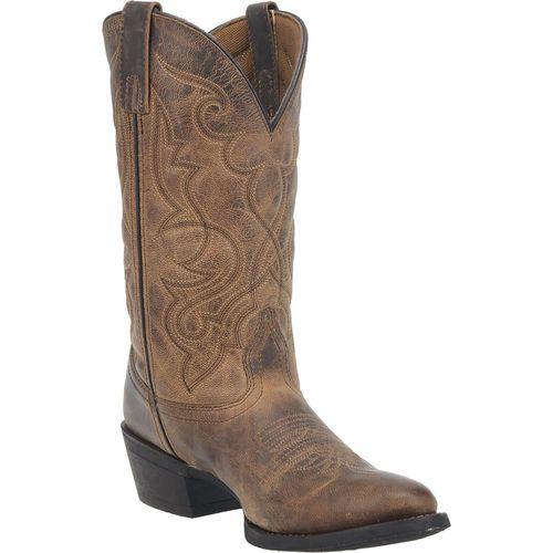 Dan Post® Laredo® Ladies' Maddie Leather Boots in Tan