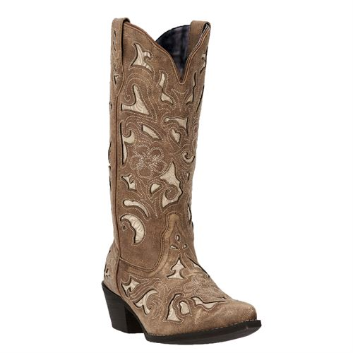 Dan Post® Laredo® Ladies' Sharona Leather Boots
