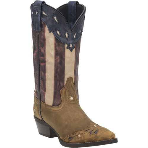 Dan Post® Laredo® Ladies' Keyes Leather Boots