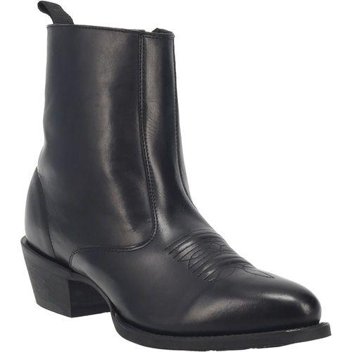 Dan Post® Laredo® Men's Fletcher Leather Boots in Black