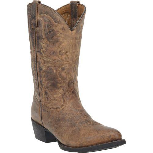 Dan Post® Laredo® Men's Birchwood Leather Boots in Tan
