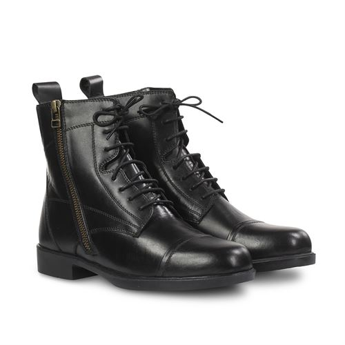 Ladies' Side-Zip Winter Jodhpur Boots