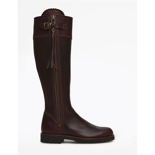 Penelope Chilvers Ladies' Tassel Boot with Long Shaft Length