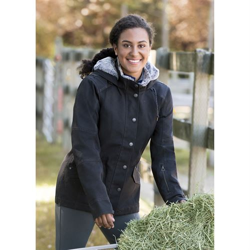 Noble Equestrian™ Stable Ready Canvas Jacket