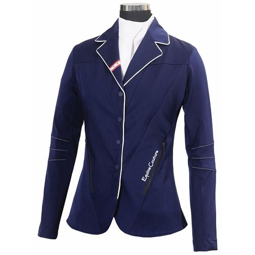 Equine Couture™  Ladies Stars & Stripes Show Coat
