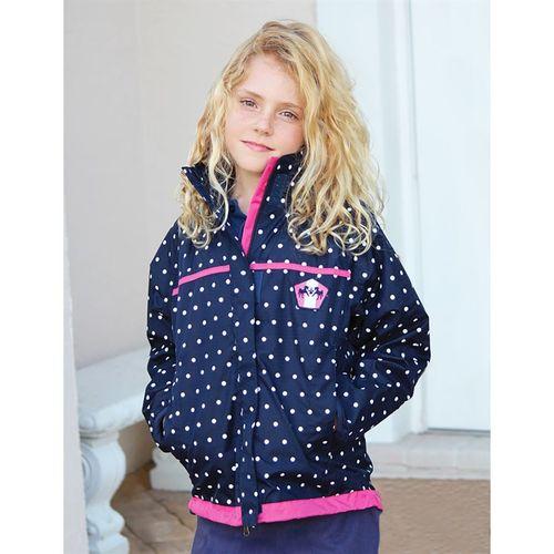 Equine Couture™ Childrens Delia Rain Shell Jacket