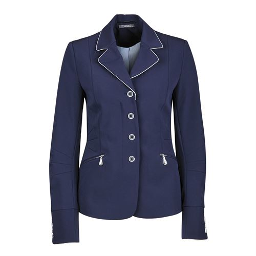 Dublin® Black Ladies' Diana Competition Jacket