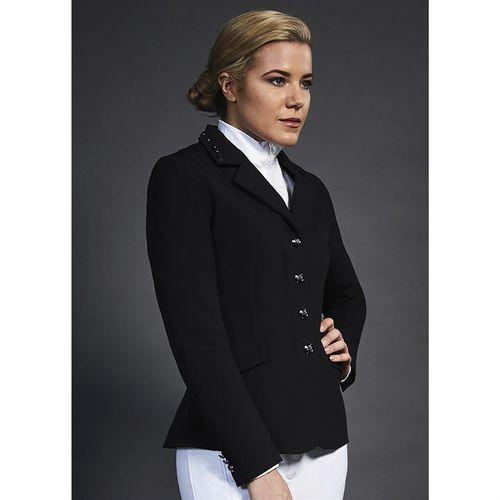 Dublin® Black Ladies' Ella Competition Jacket