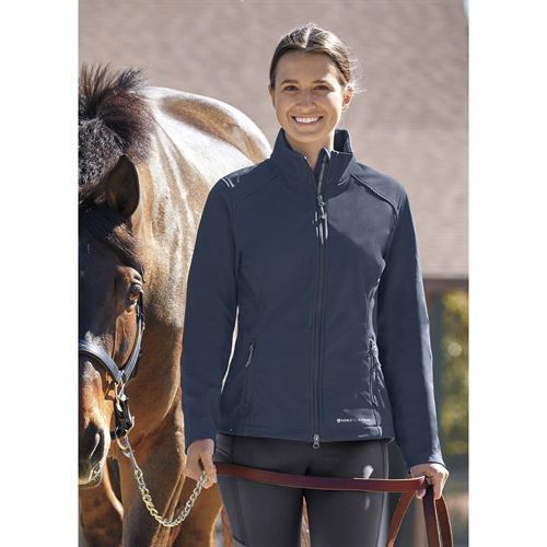 Dover Saddlery® exclusive! Noble Equestrian™ Ladies' Sydney Soft Shell Jacket