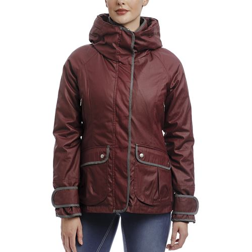 Horseware® Ladies' Eliza Country Style Wax Jacket