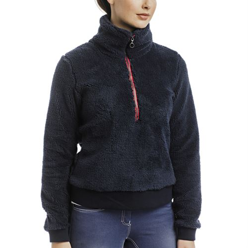 Horseware® Ladies' Chiara Cozy Three-Quarter Zip Fleece