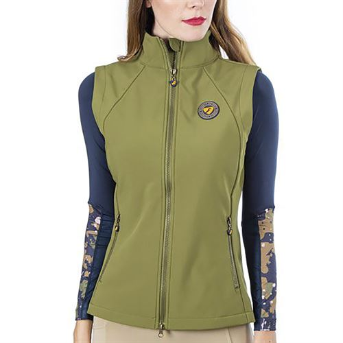 Shires Ladies' Aubrion Ealing Soft Shell Vest