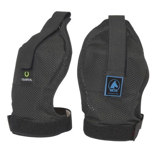 Champion® Titanium Ti22 Guardian Shoulder Protectors