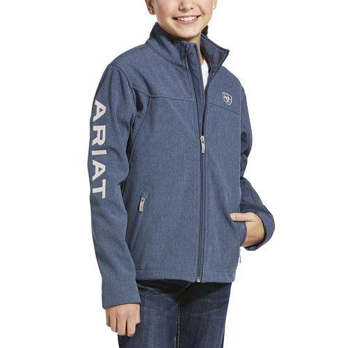 Ariat® Girls' New Team Soft Shell Jacket