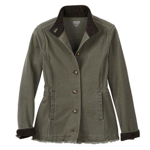 Dover Saddlery® Ladies' Barn Coat