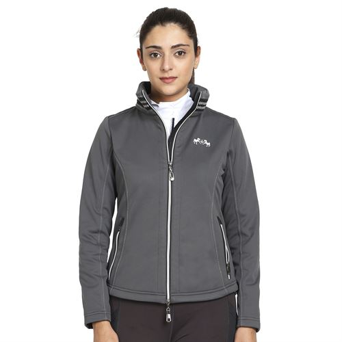 Equine Couture™ Ladies' Becca Soft Shell Jacket with Fleece