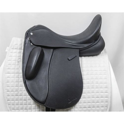 Almost New Dover Saddlery® Classic Dressage Saddle
