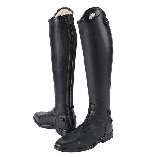Display Model Parlanti Miami Tall Field Boots, EU 44LargeX-Tall