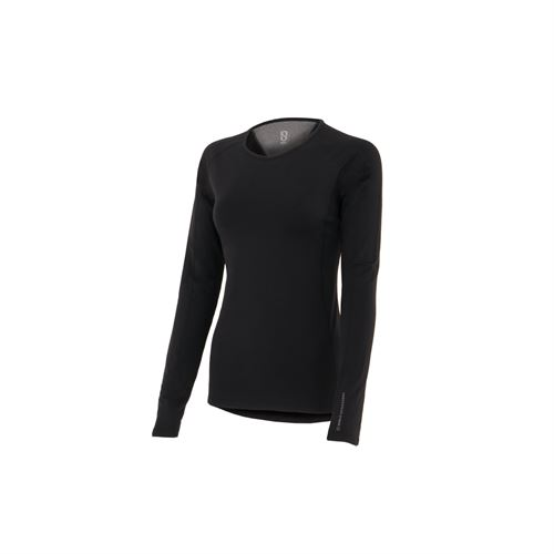 Noble Outfitters Hailey Long Sleeve Crew Shirt