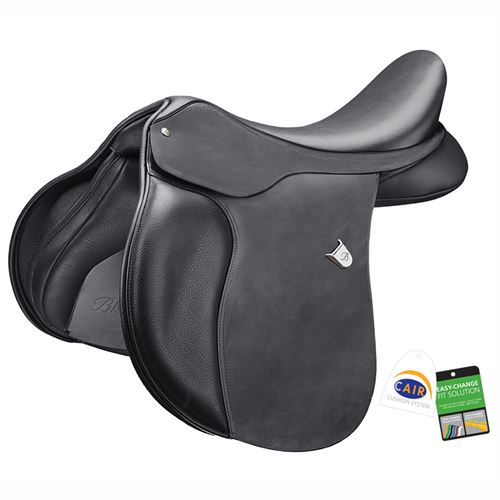 Bates All-Purpose Saddle in Heritage Leather with CAIR®