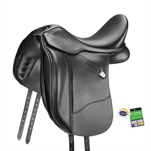 Bates WIDE Dressage+ Saddle with (CAIR®)