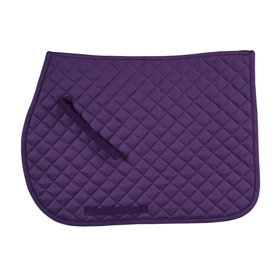 Riders International By Dover Saddlery Quilted Pad Walet Black Soap Original Box Diamond