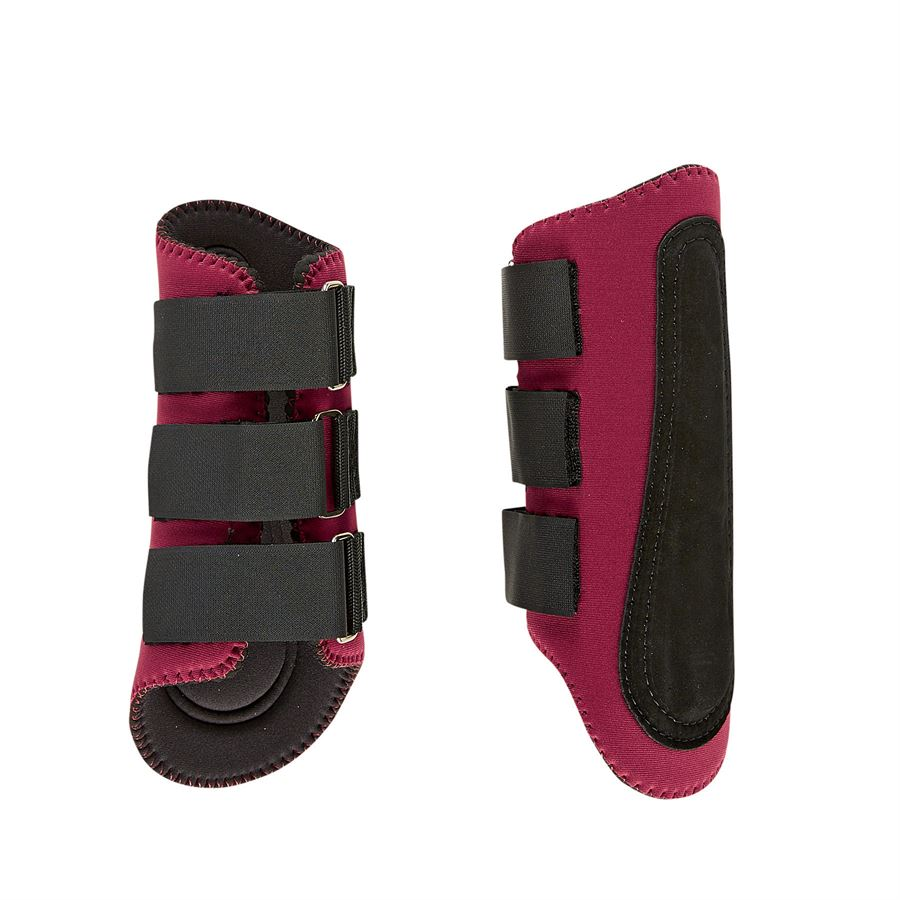 Horse Splint or Brush Boots Royal blue /& Pink AUSTRALIAN MADE Choose your size
