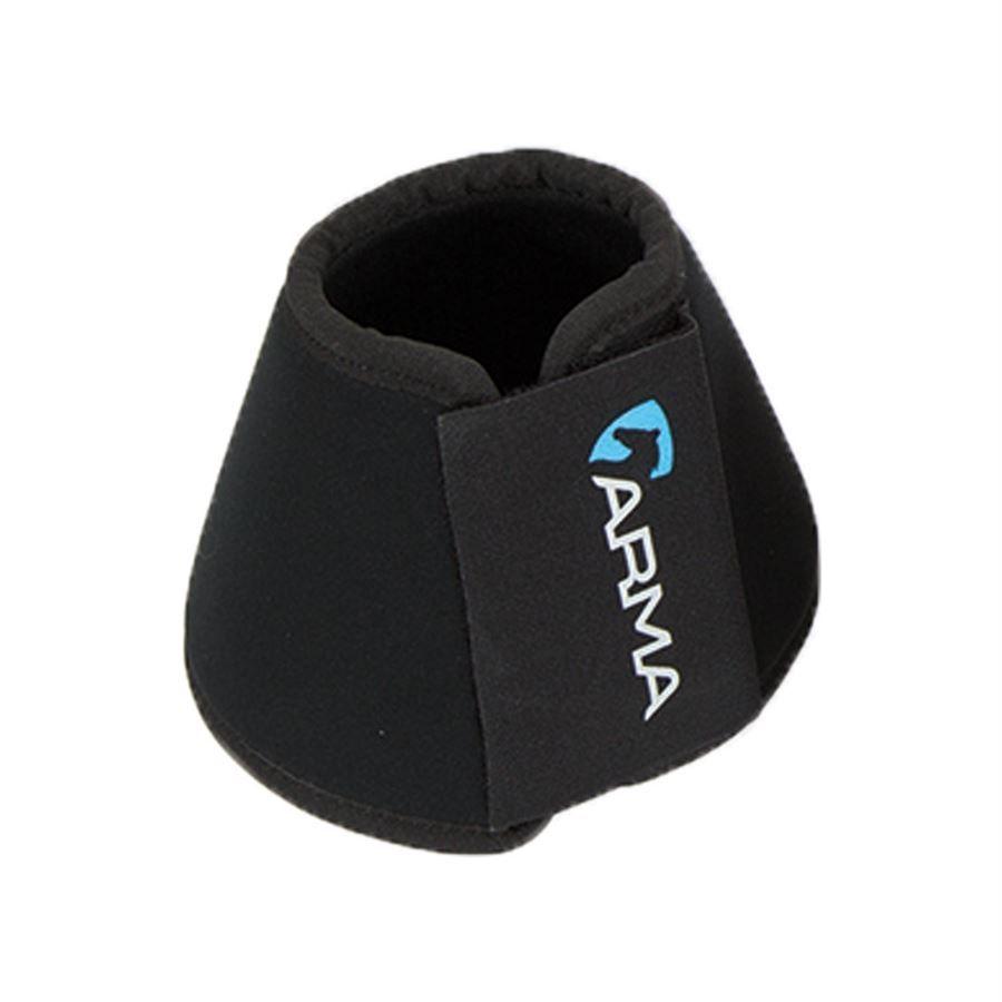Black//Black ARMA Neoprene Bell Boots Different Sizes