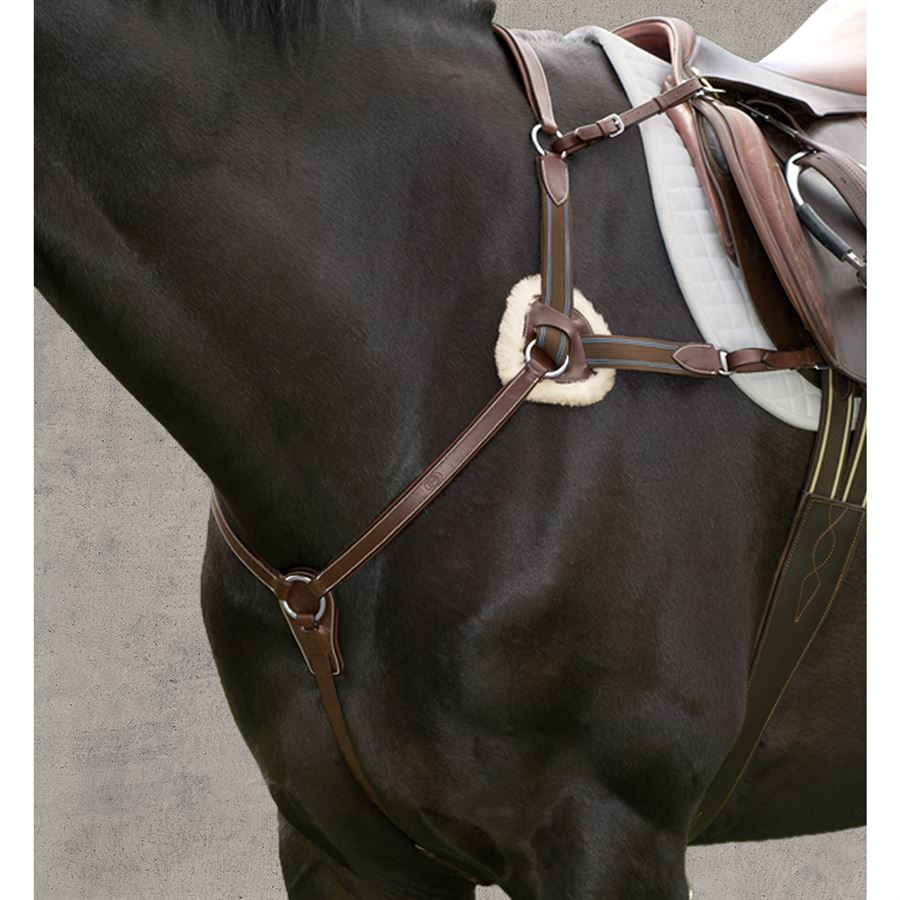 Henri De Rivel 5-Point Breastplate