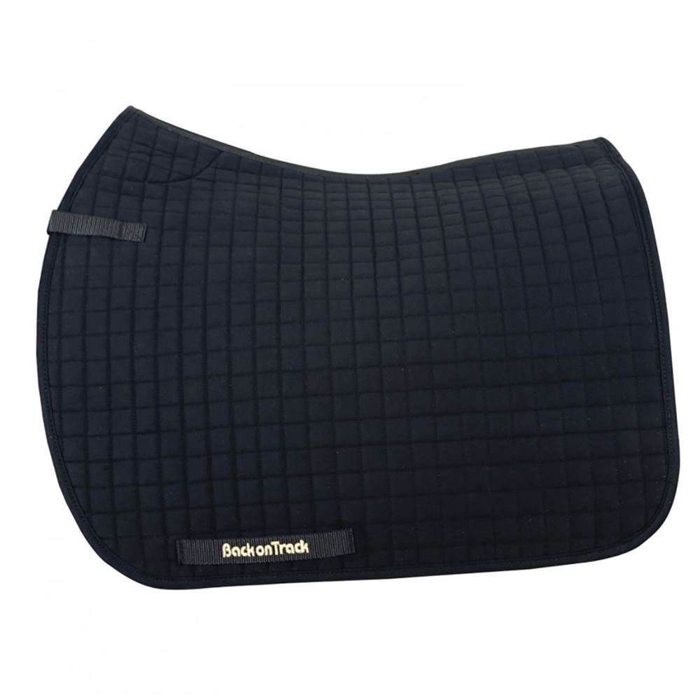 The Back on Track Saddle Pad creates soothing thermal heat using exclusive, state-of-the-art ceramic-infused fiber. This saddle pad effectively warms up your horse prior to work and helps keep muscles loose and supple/5().