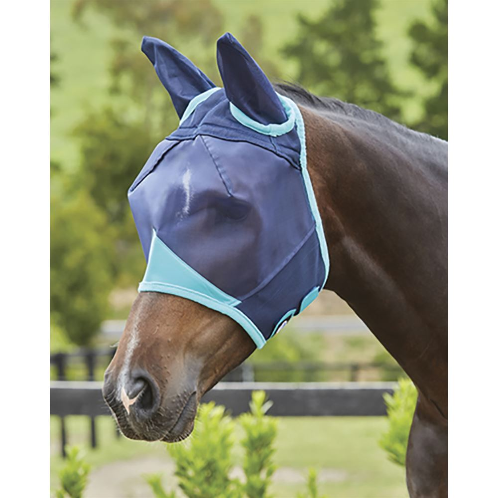 WeatherBeeta ComFiTec Fine Mesh Mask with Ears and Nose